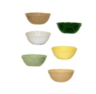 G.E.T. Enterprises DN-315-T nappie oatmeal bowl, plastic