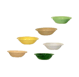 G.E.T. Enterprises DN-350-HG fruit dish, plastic