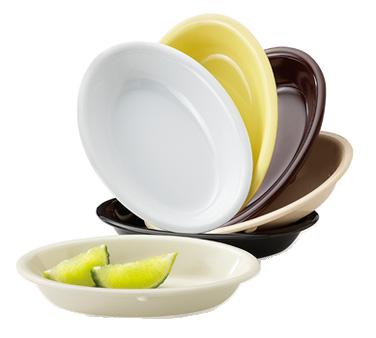 G.E.T. Enterprises DN-365-IV relish dish, plastic