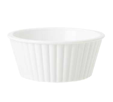 G.E.T. Enterprises ER-001-W ramekin / sauce cup, plastic