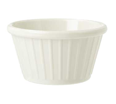 G.E.T. Enterprises F-615-IV ramekin / sauce cup, plastic