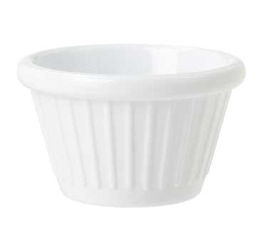 G.E.T. Enterprises F-625-W ramekin / sauce cup, plastic