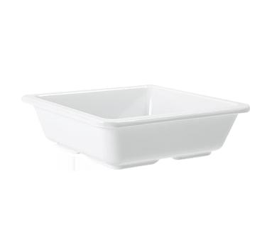 G.E.T. Enterprises ML-122-W relish dish, plastic