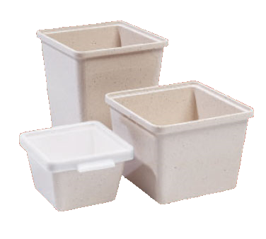 G.E.T. Enterprises ML-149-IR salad crock, plastic