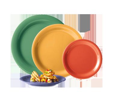G.E.T. Enterprises NP-10-FG plate, plastic