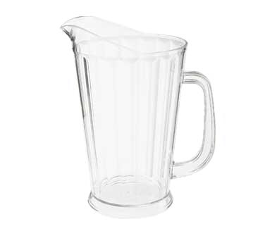 G.E.T. Enterprises P-1064-1-CL pitcher, plastic