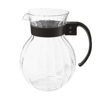 G.E.T. Enterprises P-4072-PC-CL pitcher, plastic