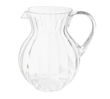 G.E.T. Enterprises P-4090-PC-CL pitcher, plastic