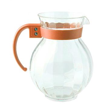 G.E.T. Enterprises P-4091-PC-RO pitcher, plastic