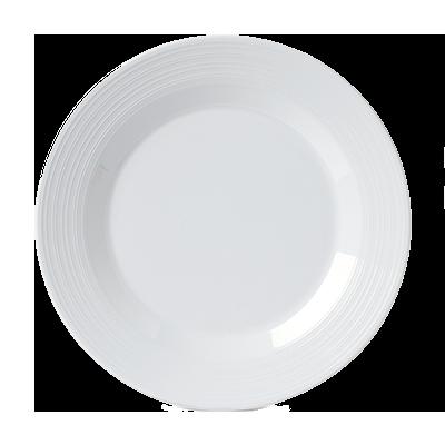 G.E.T. Enterprises PT-7-MN-W plate, plastic