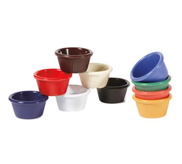 G.E.T. Enterprises RM-387-BK ramekin / sauce cup, plastic
