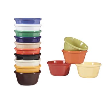 G.E.T. Enterprises RM-388-BR ramekin / sauce cup, plastic