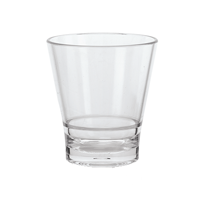 G.E.T. Enterprises S-11-CL glassware, plastic