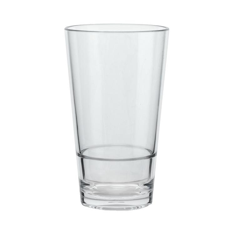 G.E.T. Enterprises S-17-CL glassware, plastic