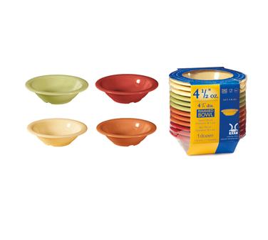G.E.T. Enterprises SP-B-127-COMBO soup salad pasta cereal bowl, plastic