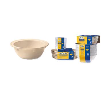 G.E.T. Enterprises SP-DN-313-T grapefruit bowl, plastic