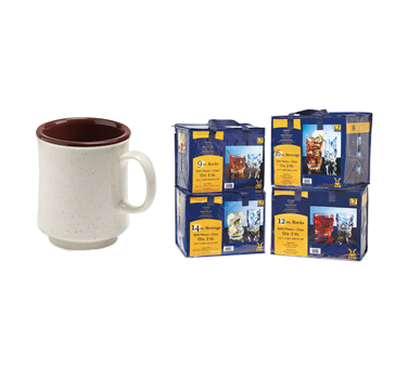 G.E.T. Enterprises SP-TM-1308-U mug, plastic