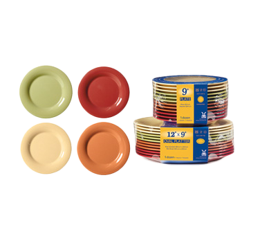 G.E.T. Enterprises SP-WP-9-COMBO plate, plastic
