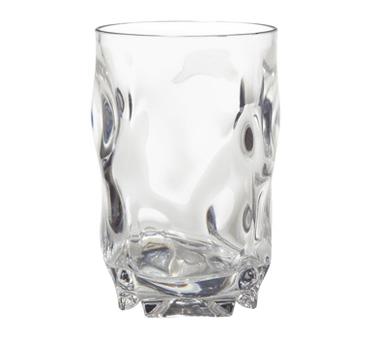 G.E.T. Enterprises SW-1441-1-CL glassware, plastic