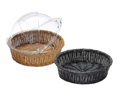 G.E.T. Enterprises WB-1551-BK basket, tabletop, plastic