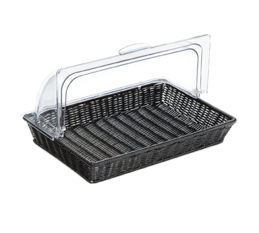 G.E.T. Enterprises WB-1553-BK basket, tabletop, plastic