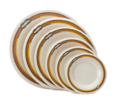 G.E.T. Enterprises WP-10-RD plate, plastic