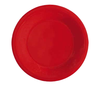 G.E.T. Enterprises WP-10-RSP plate, plastic