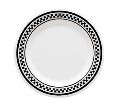 G.E.T. Enterprises WP-10-X plate, plastic
