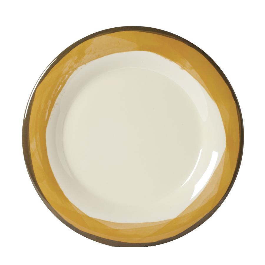 G.E.T. Enterprises WP-7-DI-KNY plate, plastic