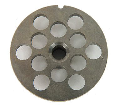 Globe CP12-12 meat grinder plate