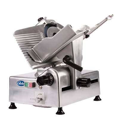 Globe G12A food slicer, electric