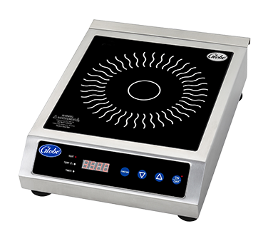 Globe GIR18 induction range, countertop
