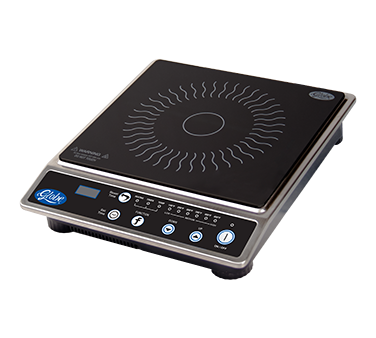 Globe IR1800 induction range, countertop