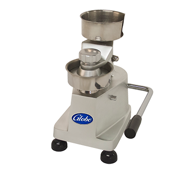 Globe PP4 hamburger patty press, countertop