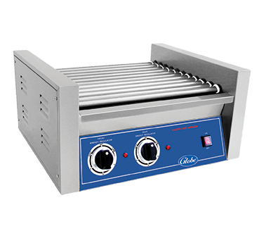 Globe RG30 hot dog grill