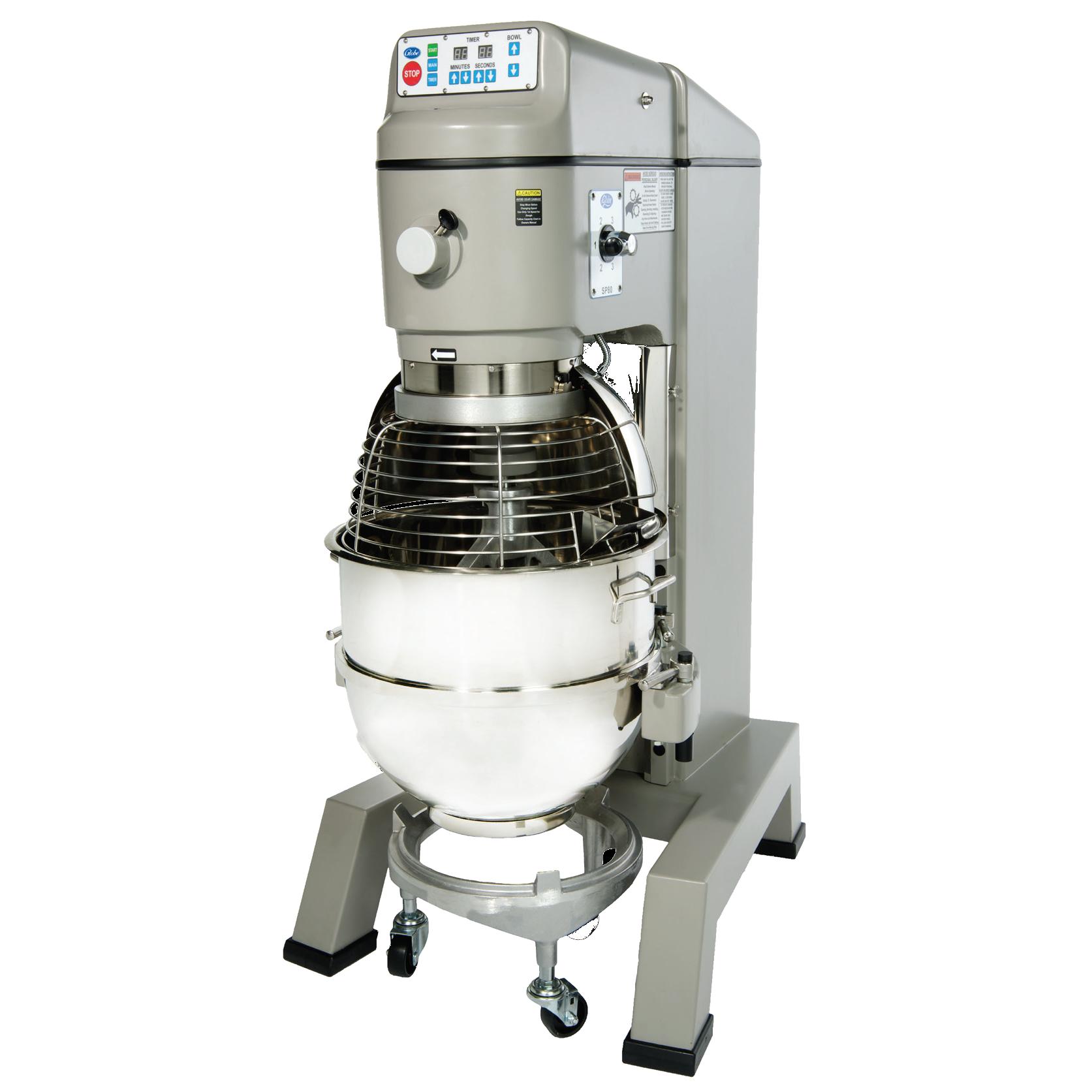 Globe SP80PL mixer, planetary