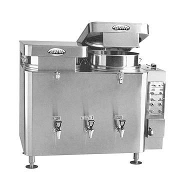 Grindmaster-Cecilware 67710(E) coffee brewer urn, high volume
