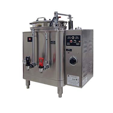 Grindmaster-Cecilware 7413E coffee brewer urn, high volume