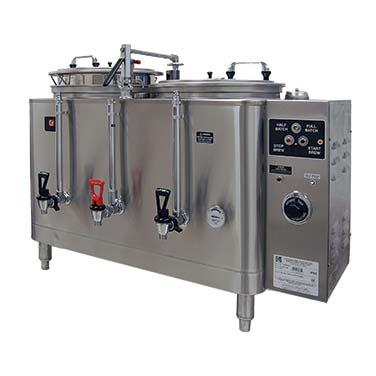 Grindmaster-Cecilware 7443E-EX coffee brewer urn, high volume