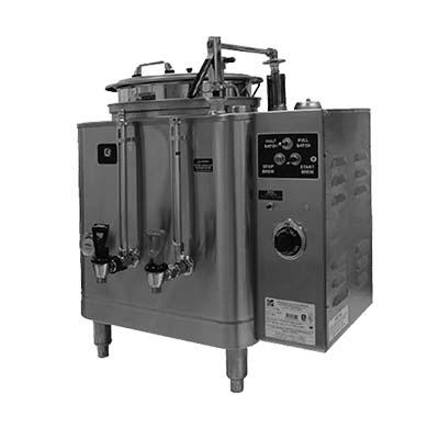 Grindmaster-Cecilware 7713(E) coffee brewer urn, high volume