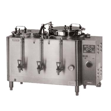 Grindmaster-Cecilware 77710E coffee brewer urn, high volume