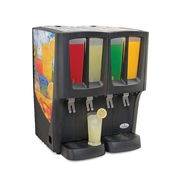 Grindmaster-Cecilware C-4D-16 beverage dispenser, electric (cold)