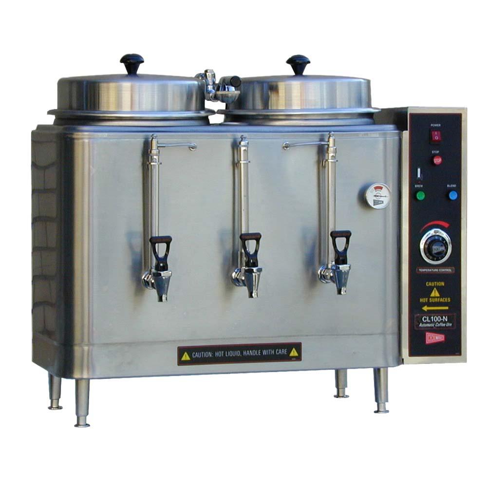 Grindmaster-Cecilware CL100N-117402 coffee brewer urn, high volume