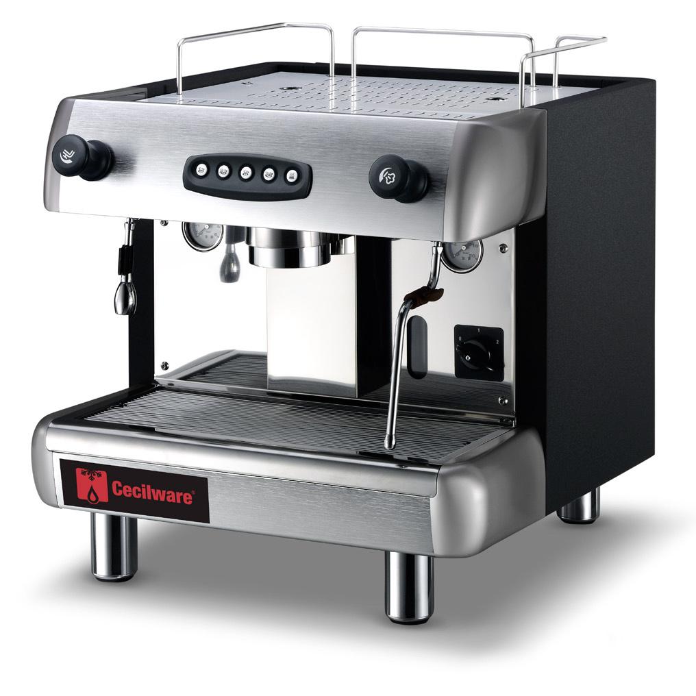 Grindmaster-Cecilware CS1-220 espresso cappuccino machine
