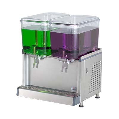 Grindmaster-Cecilware CS-2D-16 beverage dispenser, electric (cold)