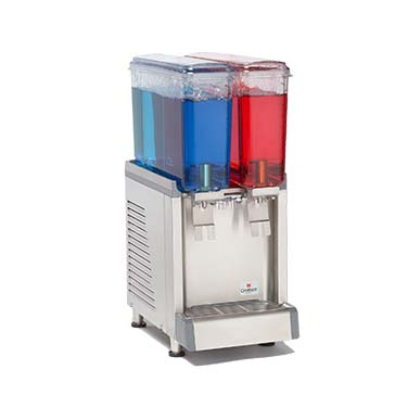 Grindmaster-Cecilware CS-2E-16 beverage dispenser, electric (cold)