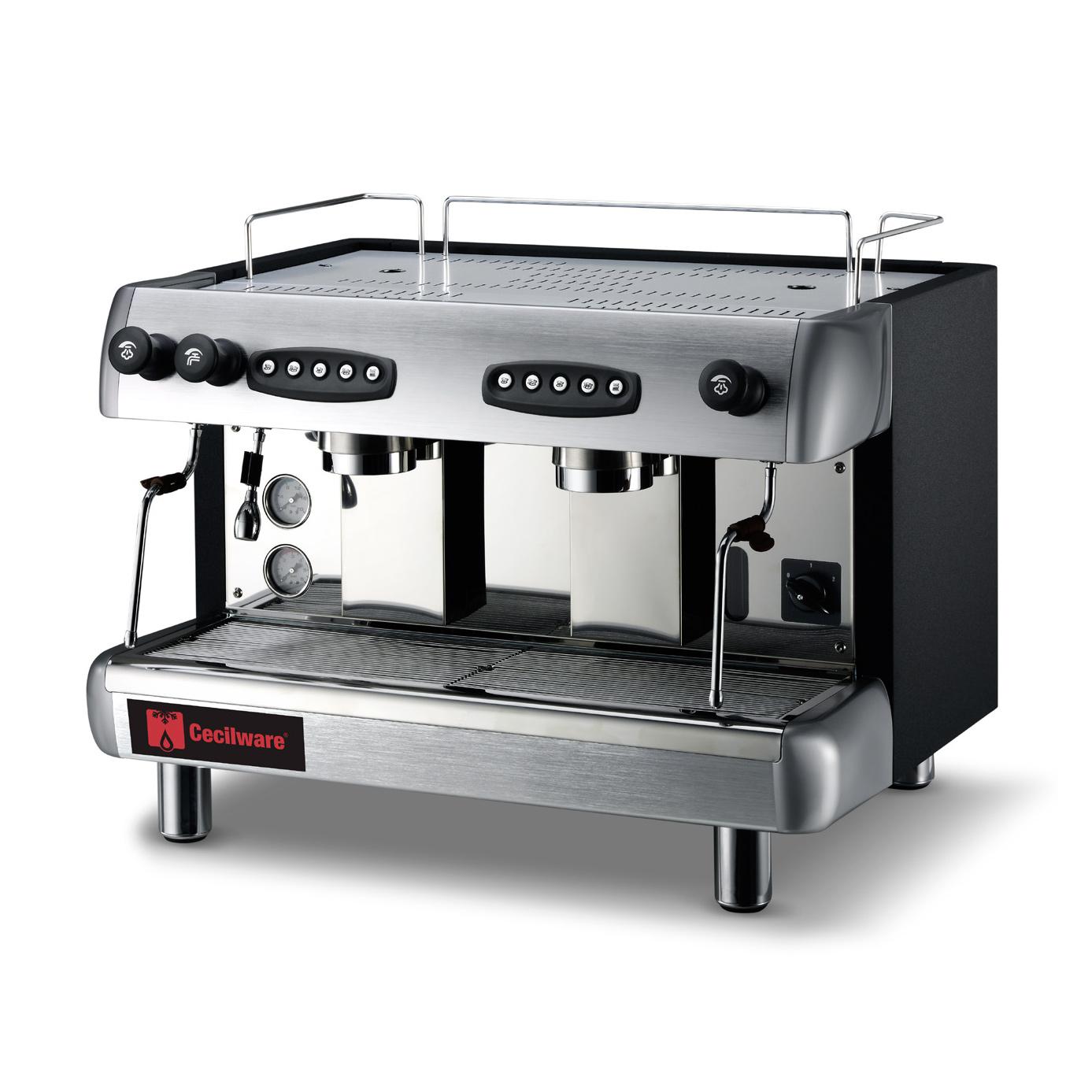 Grindmaster-Cecilware CS3-220 espresso cappuccino machine