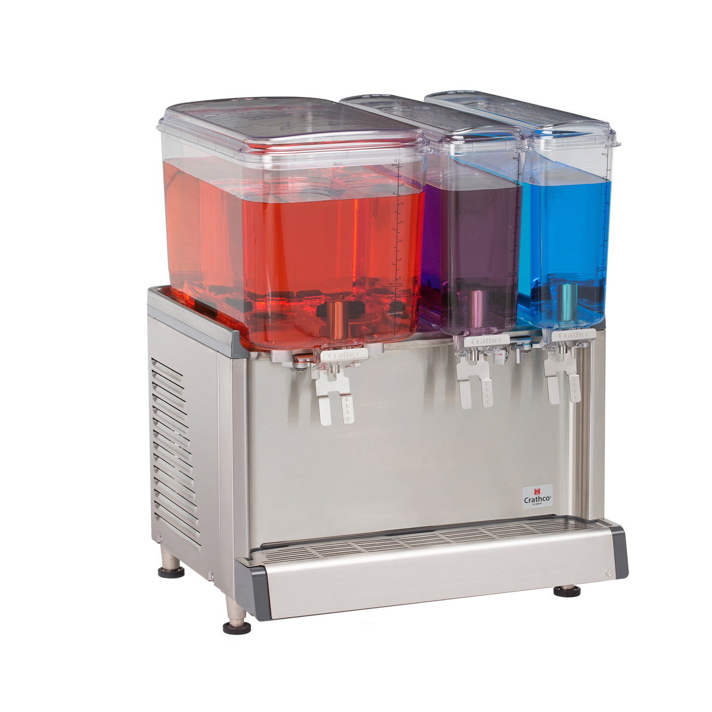 Grindmaster-Cecilware CS-3D-16 beverage dispenser, electric (cold)