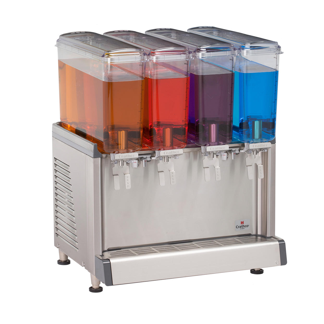 Grindmaster-Cecilware CS-4E-16 beverage dispenser, electric (cold)