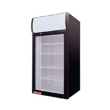 Grindmaster-Cecilware CTR2.68LD refrigerator, merchandiser, countertop